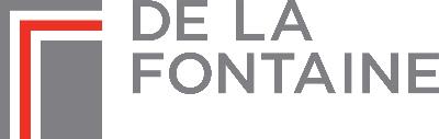 DE LA FONTAINE logo