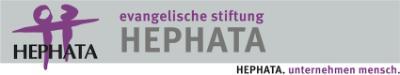 Ev. Stiftung Hephata-Logo