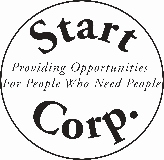 Start Corporation logo