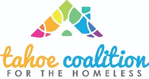 Tahoe Coalition for the Homeless logo