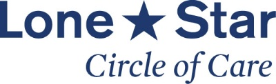 Lone Star Circle of Care logo