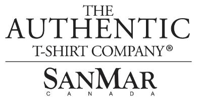 The Authentic T-Shirt Company/SanMar Canada