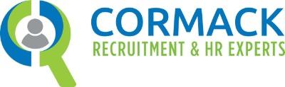 Cormack Recruitment logo