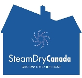 Steam Dry Canada logo