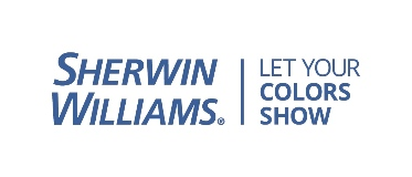 Sherwin- Williams