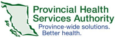 Provincial Health Services Authority (PHSA) logo