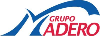 logotipo de la empresa GRUPO MADERO