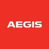 logotipo de la empresa Aegis Limited