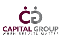 Capital Group (Washington DC) logo