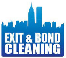 Exit & Bond Cleaning logo