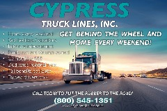 CYPRESS TRUCK LINES/SUNBELT