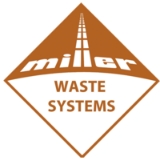 Logo Miller Waste Systems Inc