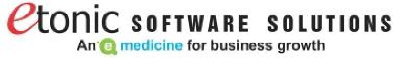 Etonic Solftware Sollutions logo