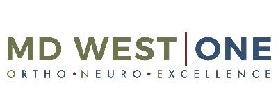 MD West ONE logo