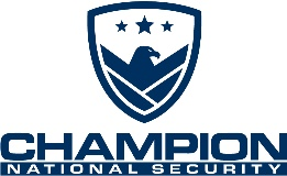 Champion National Security, Inc.