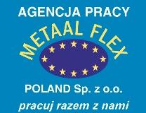Logo firmy Metaal Flex Poland Sp. z o.o.