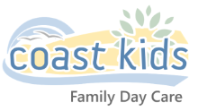 Coast Kids Family Day Care logo