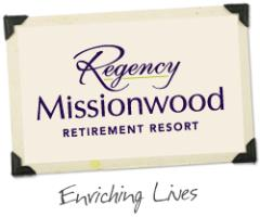 Logo Missionwood Retirement Resort