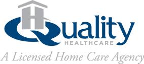 QUALITY HEALTHCARE logo