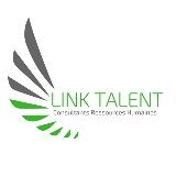 Link Talent logo