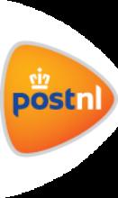 Logo van PostNL