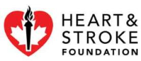 Logo Heart and Stroke Foundation - York North Area Office