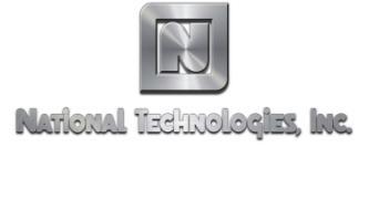 National Technologies, Inc. logo