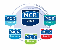 MCR GROUP logo