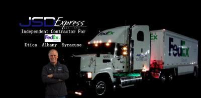 JSD Express, Inc. / FedEx