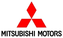 三菱自動車工業株式会社のロゴ