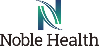 Noble Health Corporation, Inc. logo