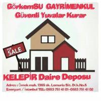 GörkemSU Gayrimenkul'in logosu