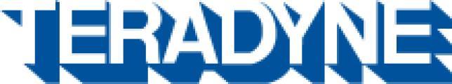 logotipo de la empresa Teradyne