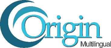 Origin Multilingual logo