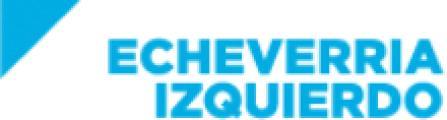 logotipo de la empresa echeverria izquierdo