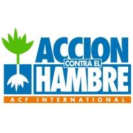 logotipo de la empresa Accion contra el Hambre