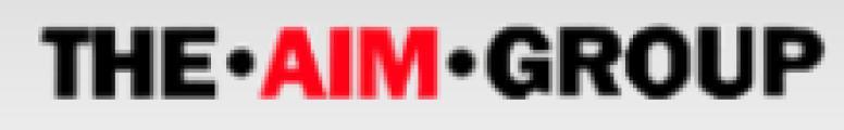 The AIM Group logo
