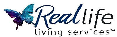 Real Life Living Services logo