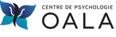 Logo Centre de Psychologie Oala