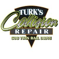 Turk's Collision Repair logo