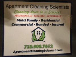 Apartment Cleaning Scientist LLC Careers and Employment | Indeed.com
