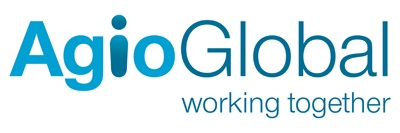 logotipo de la empresa Agio Global