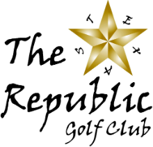 Image result for the republic golf course logo
