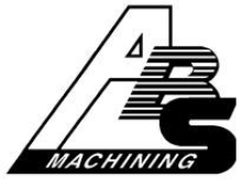 Logo ABS Machining Inc