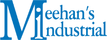 Meehans Industrial logo