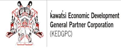 K'awat'si Fisheries Company logo