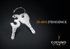 Logo GUENNO Immobilier Premium Service