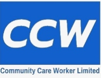 Community care worker limited logo