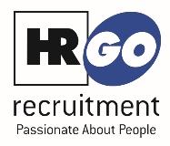 HR GO Recruitment Bishop's Stortford logo