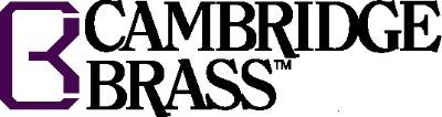 Cambridge Brass Inc. logo